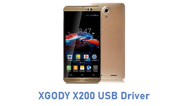 XGODY X200 USB Driver