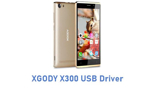 XGODY X300 USB Driver