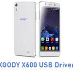 XGODY X600 USB Driver