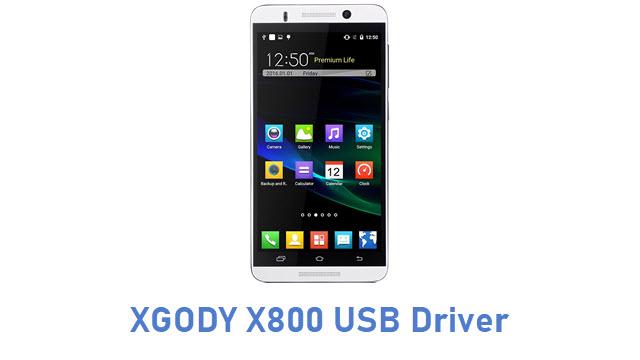 XGODY X800 USB Driver