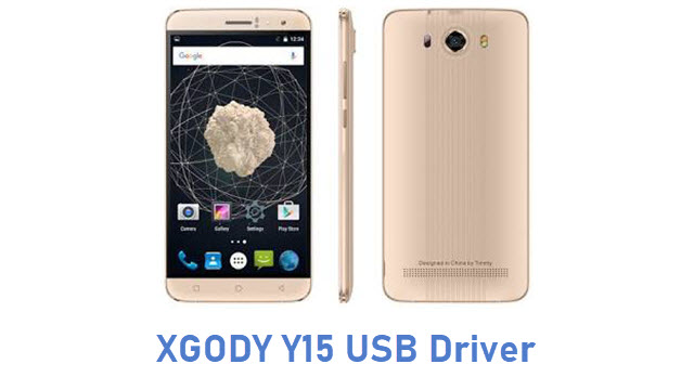 XGODY Y15 USB Driver