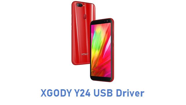 XGODY Y24 USB Driver