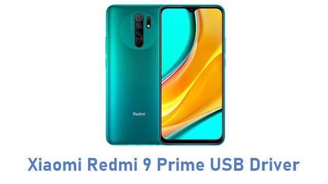 Xiaomi Redmi 9 Prime USB Driver