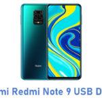 Xiaomi Redmi Note 9 USB Driver