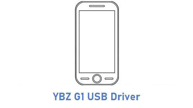 YBZ G1 USB Driver