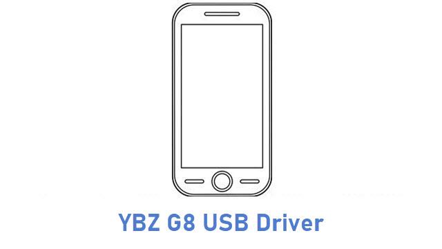 YBZ G8 USB Driver