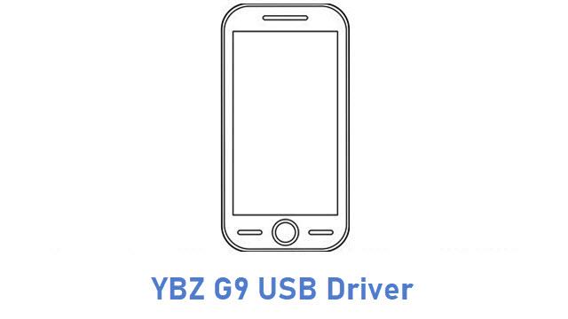 YBZ G9 USB Driver