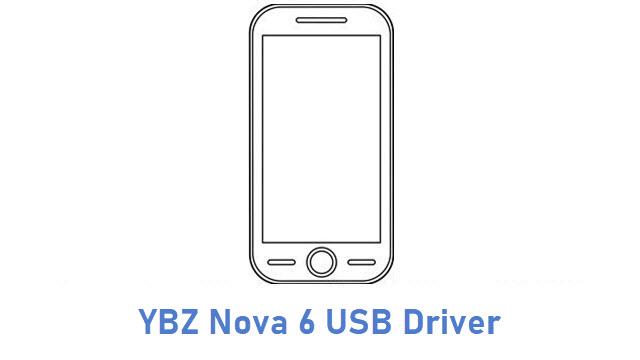 YBZ Nova 6 USB Driver