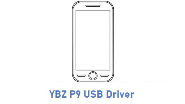 YBZ P9 USB Driver