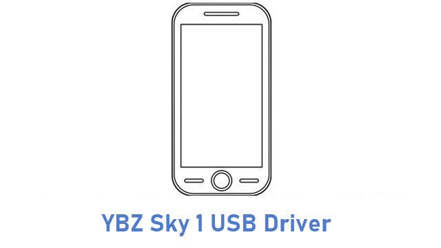 YBZ Sky 1 USB Driver