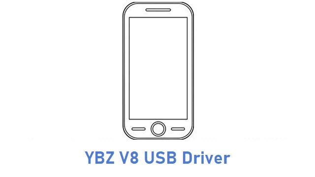 YBZ V8 USB Driver