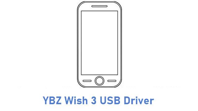 YBZ Wish 3 USB Driver