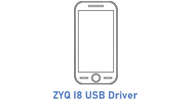 ZYQ I8 USB Driver