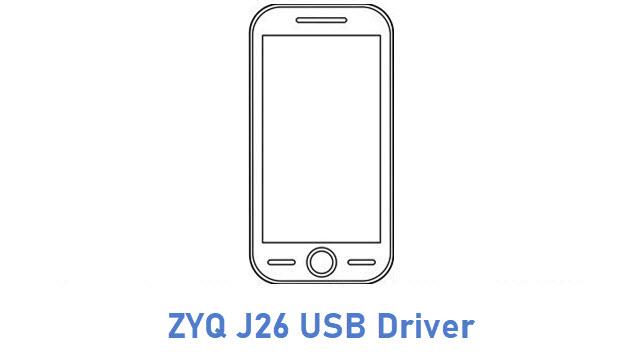 ZYQ J26 USB Driver