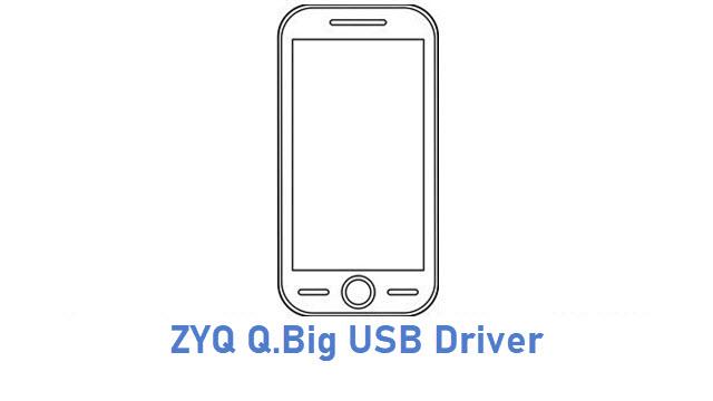 ZYQ Q.Big USB Driver