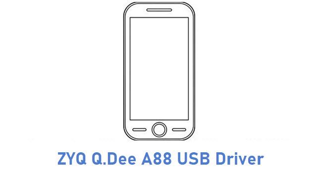 ZYQ Q.Dee A88 USB Driver