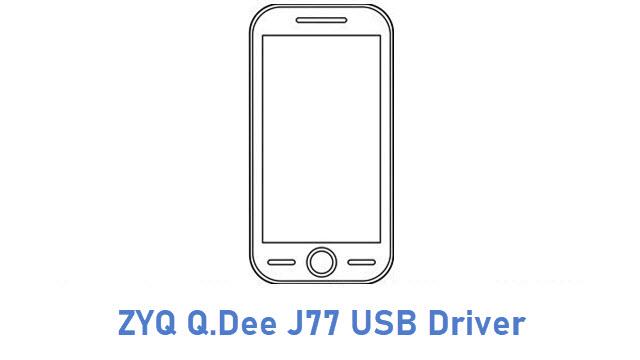 ZYQ Q.Dee J77 USB Driver