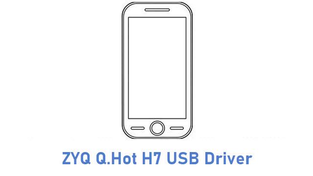 ZYQ Q.Hot H7 USB Driver