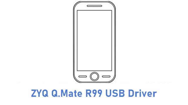 ZYQ Q.Mate R99 USB Driver