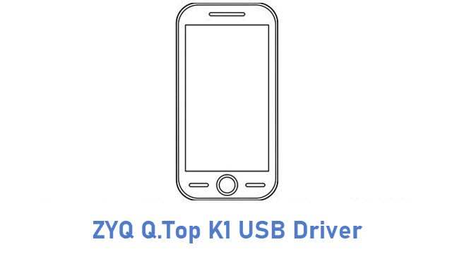 ZYQ Q.Top K1 USB Driver