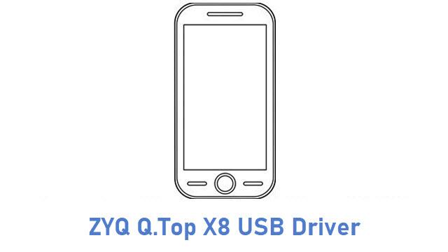 ZYQ Q.Top X8 USB Driver