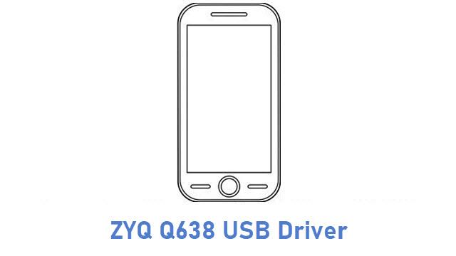 ZYQ Q638 USB Driver