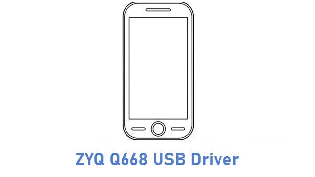 ZYQ Q668 USB Driver