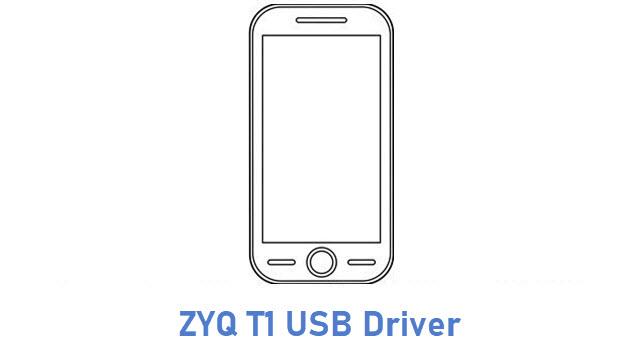 ZYQ T1 USB Driver