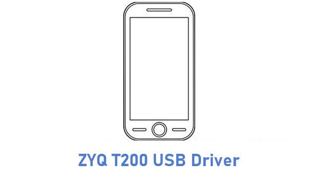 ZYQ T200 USB Driver