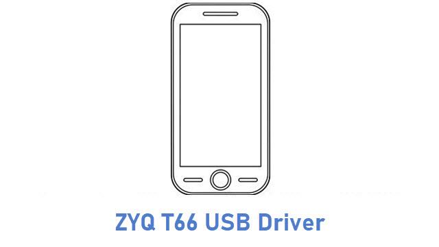 ZYQ T66 USB Driver