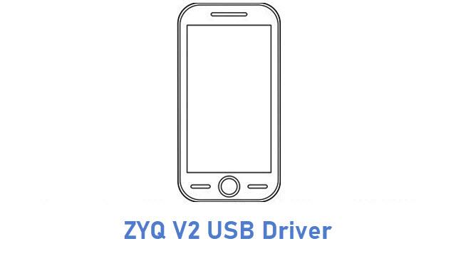 ZYQ V2 USB Driver