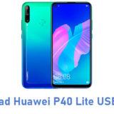 Huawei P40 Lite USB Driver