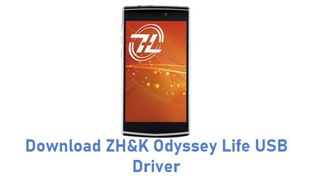 Download ZH&K Odyssey Life USB Driver
