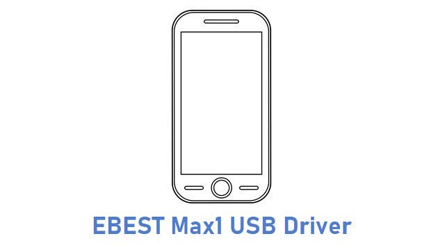 EBEST Max1 USB Driver