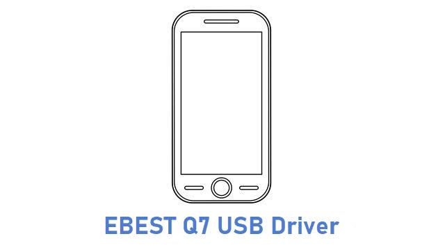 EBEST Q7 USB Driver