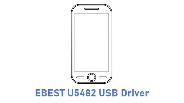EBEST U5482 USB Driver