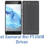 Freetel Samurai Rei FTJ161B USB Driver