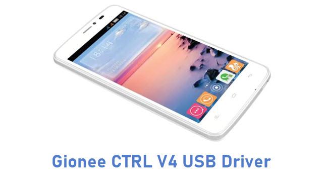 Gionee CTRL V4 USB Driver
