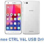 Gionee CTRL V6L USB Driver