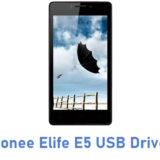 Gionee Elife E5 USB Driver