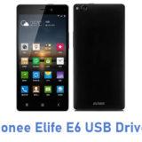 Gionee Elife E6 USB Driver