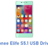 Gionee Elife S5.1 USB Driver
