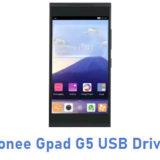 Gionee Gpad G5 USB Driver