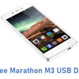Gionee Marathon M3 USB Driver