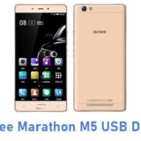 Gionee Marathon M5 USB Driver
