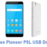 Gionee Pioneer P5L USB Driver
