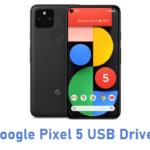 Google Pixel 5 USB Driver