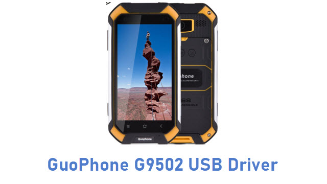 GuoPhone G9502 USB Driver