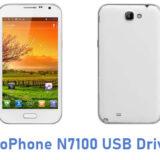 GuoPhone N7100 USB Driver