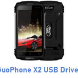 GuoPhone X2 USB Driver